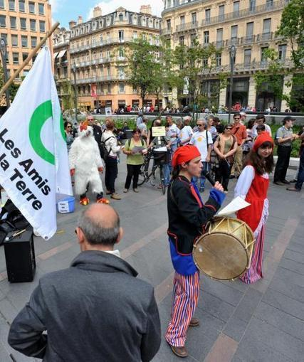 «Stop Tafta» fait la Révolution contre les volailles chlorées | Stopper TAFTA | Scoop.it