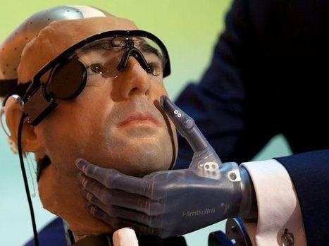 Homme bionique : Un robot conçu avec un cœur et un système sanguin   Actualité robotique   Scoop.it