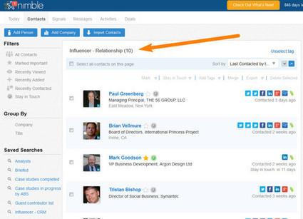 Nimble's NEW Segmentation Features | The Nimble Blog | PyMEs 3.0 | Scoop.it
