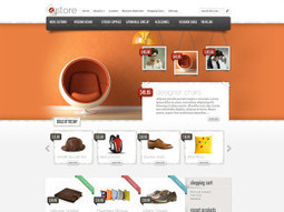 eStore eCommerce Wordpress Theme - Premium Elegant Themes - Download Theme For | Website Themes | Scoop.it