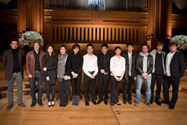 The 12 FINALISTS Violin 2012   Classical Music and Internet   Scoop.it