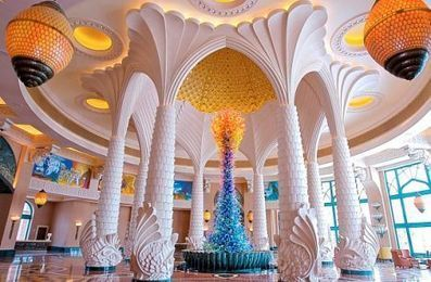 Breathtaking Hotel Lounge Architecture in Dubai, UAE | Simple Decorating Ideas For Home | Scoop.it