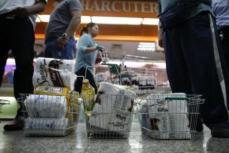 Inflation, Shortages And Economic Turmoil: Venezuela On The Brink | Venezuela | Scoop.it