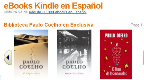 Amazon Opens Kindle en Espanol for Latino e-Readers | Spanish in the United States | Scoop.it