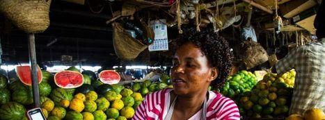 En África fabrican aplicaciones nuevas para teléfonos viejos   TIC y Salud en África   Scoop.it