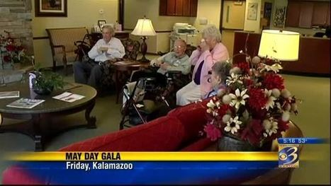 Kalamazoo senior living community hosts gala for 70th anniversary - WWMT-TV | Jason Geschwind | Scoop.it