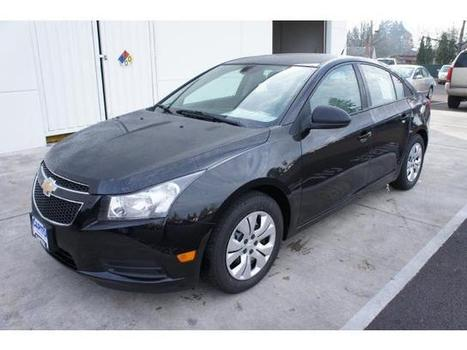 2014 Chevrolet Cruze LS Manual for Sale in Salem, OR | New and used Vehicles | Scoop.it