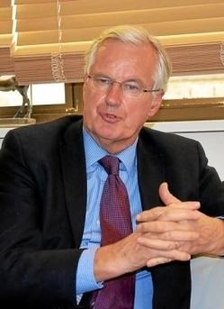 Europe.  Le plaidoyer de Michel Barnier | Saint-Brieuc Entreprises: l'actualité | Scoop.it