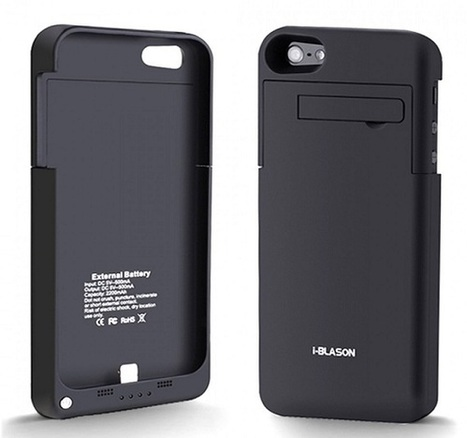 Best iPhone 5 Battery Cases That'll Double Up The Battery Time   All Things iPhone, iPad and iOS   Scoop.it