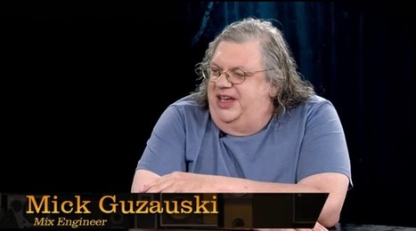 "Meet Daft Punk's Mix Engineer For ""Random Access Memories"" - Mick Guzauski | Daft Punk's RAM Mixing and Engineering | Scoop.it"