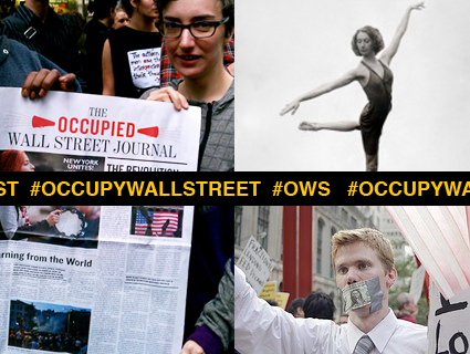 Occupying Wall Street and Beyond (Map of Protest Hot Spots) | Agora Brussels World News | Scoop.it