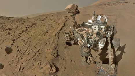 #Mars once hosted lakes, flowing water - #Science Now | Limitless learning Universe | Scoop.it