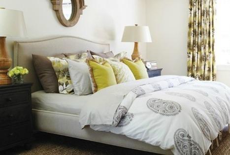 Quels luminaires pour la chambre à coucher? – Cocon de décoration: le blog | Décoration | Scoop.it