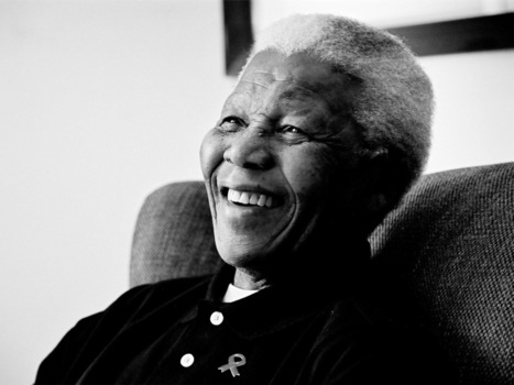 Anti-apartheid icon Mandela dies at 95 | Healthydunia.com | Scoop.it
