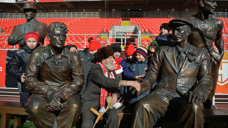 Spartak to the rescue: 102yo fan loses $12,600 in life savings to robbers, club steps in   Global politics   Scoop.it