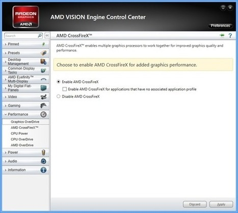 Scalable Graphics Power with AMD CrossFire | Graphics Processing Unit | Scoop.it