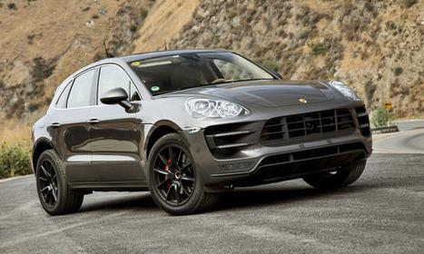 Porsche Macan: foto e info in attesa del debutto a Los Angeles - Saloni | CARUSATE | Scoop.it