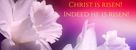 Celebrating the Risen Christ ~ Easter  Facebook Covers/Images to Share | Everyday Evangelizer | Scoop.it