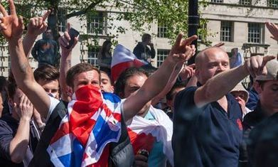 Far-right groups plan day of demonstrations across England | cbor | Scoop.it