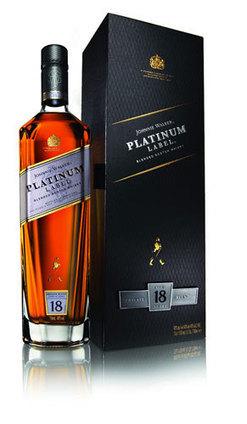 Johnnie Waker 18 platinum - cada vez mais um whiskyexclusivo.   30 prendas criativas que fazem toda a diferença!   Scoop.it