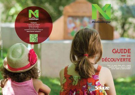 Guide Découverte Médiathèque de Solaize | -thécaires | Actualité(s) des Bibliothèques | Scoop.it
