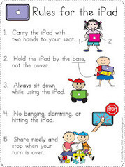 Heidisongs Resource: Tips for the One iPad Classroom, and a Free iPad Rules Download! | iPad Lessons | Scoop.it