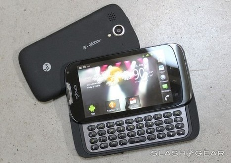 T-Mobile myTouch and myTouch Q Review   Mobile IT   Scoop.it