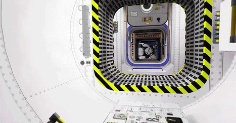 A 3D Tour of the International Space Station For All of Us Wannabe Astronauts | Navigate | Scoop.it