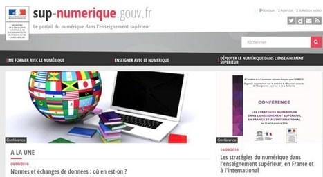 Sup-Numérique. Portail dédié au numérique dans l'enseignement supérieur – Les Outils Tice | Les outils du Web 2.0 | Scoop.it