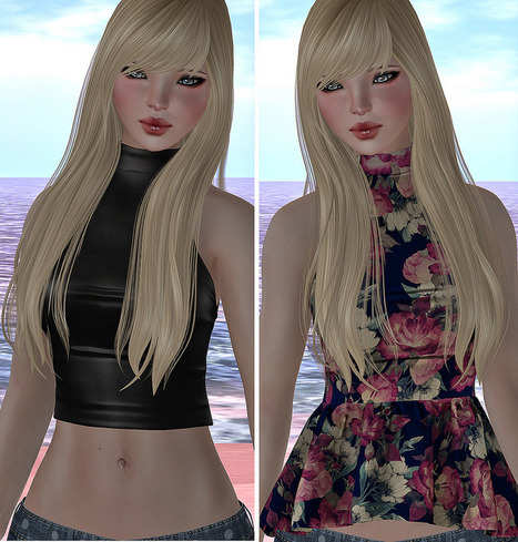 Fifty Linden Friday | 亗 Second Life Freebies Addiction & More 亗 | Scoop.it