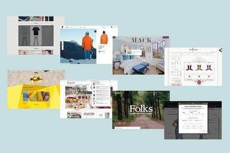 8 belles et bonnes idées pour moderniser votre site d'e-commerce | Like website | Scoop.it
