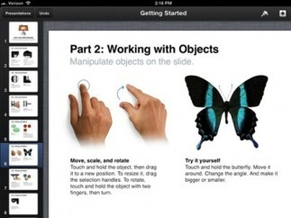 Apps Raise the iPad's Aptitude for Real Work | iPad Tablet | Scoop.it