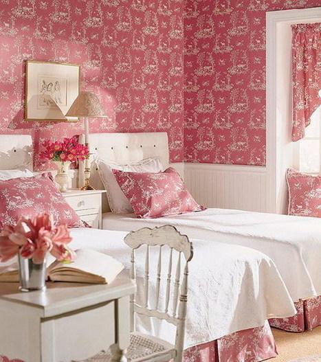 Wallpaper for Bedrooms Inspiration | Bedroom Wallpaper | Scoop.it