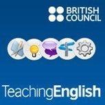 Teaching English – British Council | English2013 | Scoop.it