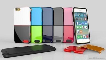 Ốp lưng iphone 6 - 6s 2 mảnh rất độc đáo nhiều màu 2014   Bao da ốp lưng điện thoại giá rẻ   Scoop.it