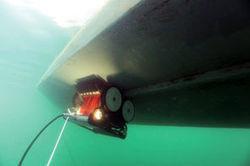 Le robot plongeur Hulltimo nettoie les coques sous l'eau - L'Usine Nouvelle   Actualité robotique   Scoop.it