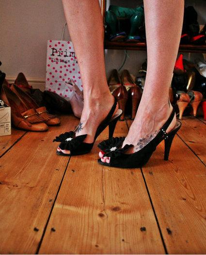 vintage shoes   The Prim Girl   Shoes passion   Scoop.it