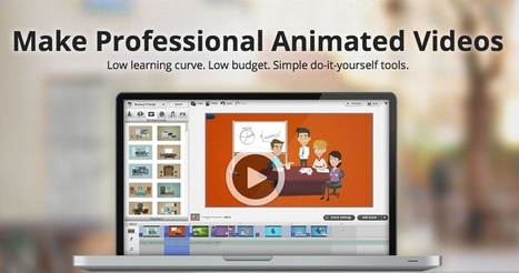 Press And Mentions: GoAnimate Team Up With Common Craft For New Explainer Video Tool | L'ETUDE DE GESTION  ET PROJET TICE STMG | Scoop.it