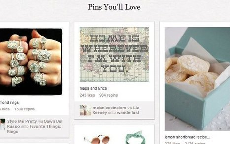 Pinterest Launches Curated Newsletters | TEFL & Ed Tech | Scoop.it
