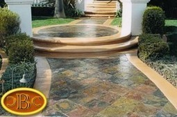 Decorative Concrete Floors, Acid Stain Products | Outdoor Kitchens Designs - Phoenix | Decorative Concrete Flooring | Scoop.it