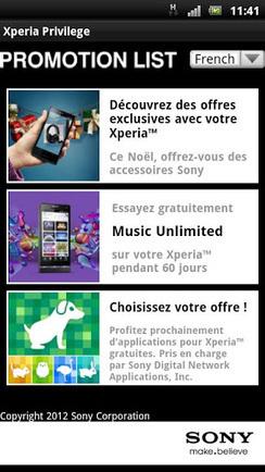 Download Xperia Privilege App Version 2.0 Apk Update | abc | Scoop.it
