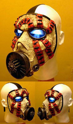 Super badass Borderlands 2 psycho mask is here to... | All Geeks | Scoop.it