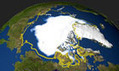 Animated graphics show records broken in levels of Arctic and Antarctic sea ice | All about water, the oceans, environmental issues | Scoop.it