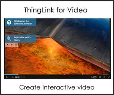 3 Ways to Use ThingLink for Video in the Classroom | Cool Web Tools for Education | Scoop.it