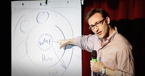 Simon Sinek: Comment les grands leaders inspirent l'action | Stratégie et leadership | Scoop.it