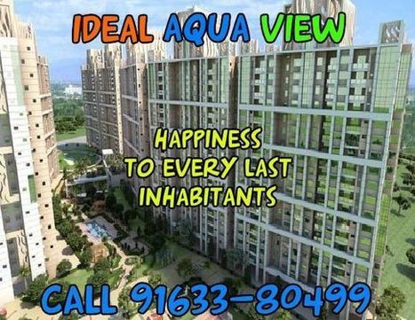 Ideal Aqua Kolkata   Real Estate   Scoop.it