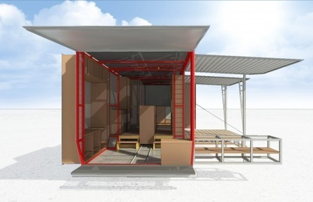 Apparatus X: An off-grid disaster relief vehicle, micro-home, and more | Living Little | Scoop.it