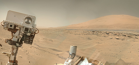 "Hello From Mars! Curiosity Smiles in Her Latest ""Selfie"" | The Matteo Rossini Post | Scoop.it"