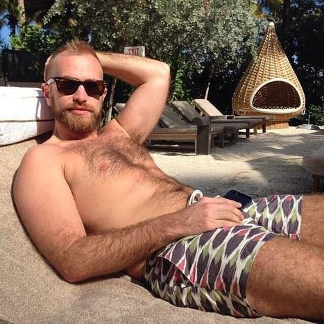 Hairy Hunk 10182016 - Shirtless Hunk Photos | Shirtless Hunk Photos | Scoop.it