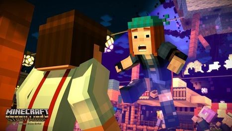 With Minecraft: Story Mode, episodic gaming turns family-friendly | COMPUTATIONAL THINKING and CYBERLEARNING | Scoop.it